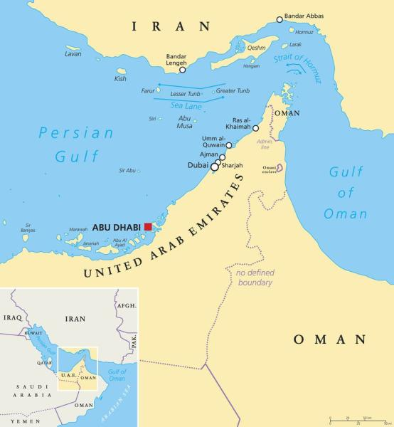 'World's Most Important Oil Chokepoint' Is Ground Zero for the Escalating U.S.-Iran Feud
