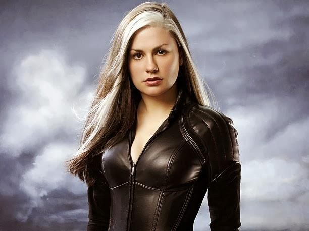 Anna Paquin as Storm