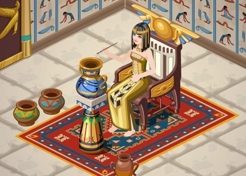 The Sims Social Secrets of Ancient Egypt Quests