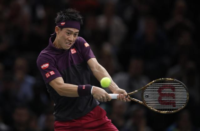 <p>Born 29 December 1989 (age 28) in Matsue, Japan<br>178cm (5ft 10in)<br>2018 record: 42-19 (68.9%)<br>Career high: No.4<br>11 career titles<br>On reaching the finals of US Open 2014 became the first player from an Asian country to reach the finals of a grand slam<br>Only Japanese male player ever to be ranked inside top 10 in singles<br>Twitter followers: 921k<br>Instagram: 412k<br>Fun fact: Due to his success, tennis has enjoyed an increase in popularity in Japan, with more Uniqlo shirts being sold after his wins (he is sponsored by Uniqlo)<br>(Photo source: Reuters) </p>