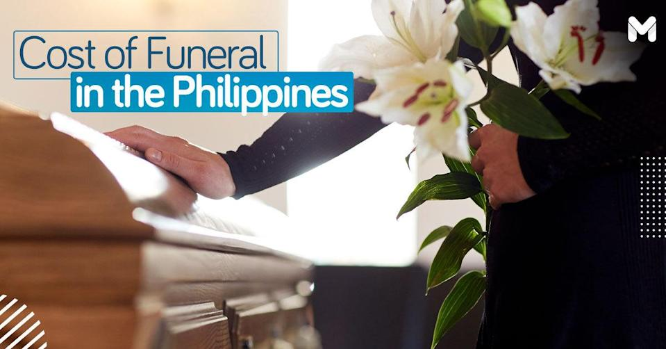cost of a funeral in the Philippines | Moneymax