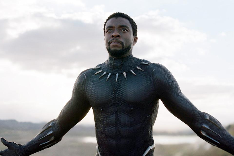 Chadwick is most famous for his role in Black Panther as King T'Challa. Photo: Marvel