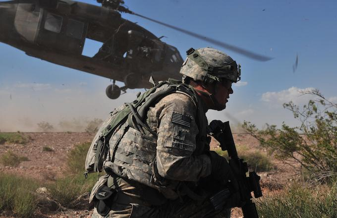 One-Third of Americans Would Be Fine with the Military Taking Over