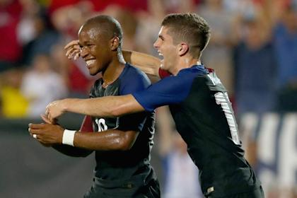 Both Darlington Nagbe and Christian Pulisic should've received more playing time. (AFP Photo)
