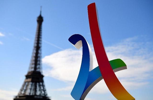 Paris was insistent on hosting the Olympics in 2024, on the 100th anniversary of the city's 1924 Games (AFP Photo/FRANCK FIFE)