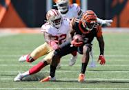 NFL: San Francisco 49ers at Cincinnati Bengals