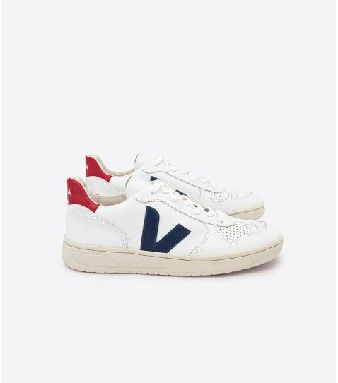 """<p>Veja is not only one of our favorite sustainable brands, but an affordable one, too! The brand's sneakers are beloved by many <a href=""""https://www.popsugar.com/fashion/photo-gallery/45596117/image/45596264/Meghan-Exact-Veja-Sneakers"""" class=""""link rapid-noclick-resp"""" rel=""""nofollow noopener"""" target=""""_blank"""" data-ylk=""""slk:including Meghan Markle"""">including Meghan Markle</a>.</p> <p><strong>What We'd Buy</strong>: <span>Veja White Nautico Pekin Sneakers </span> ($150)</p>"""