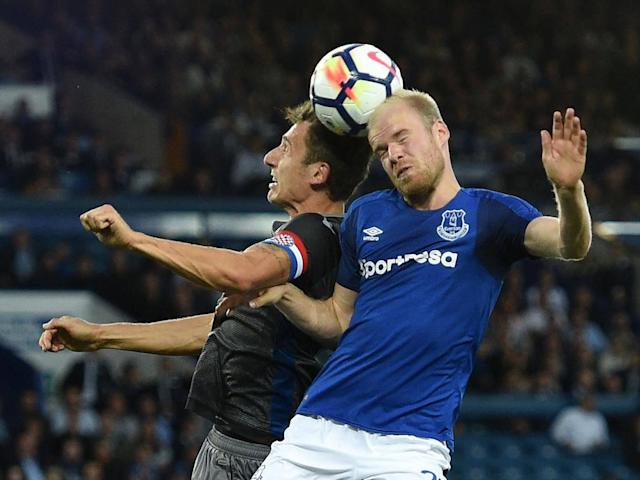 Sam Allardyce says someone at Everton is in for 'a b*********' over statement Gylfi Sigurdsson will miss eight weeks