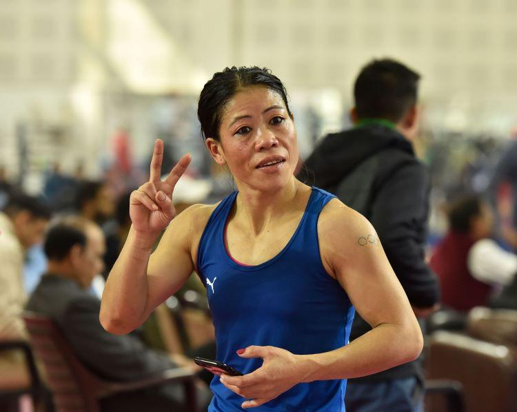 Mary Kom awarded the coveted Padma Vibhushan, country's second highest civilian honour