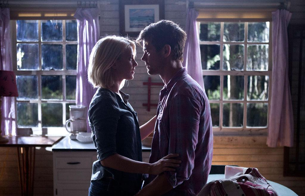 "Julianne Hough and Josh Duhamel in Relativity Media's ""Safe Haven"" - 2013"