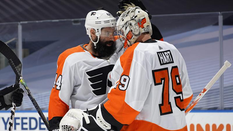 Canadiens fail to solve Hart again as Flyers take Game 4