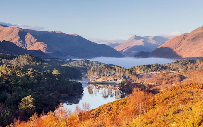 Scotland residents will soon be able to move freely around the country - Getty
