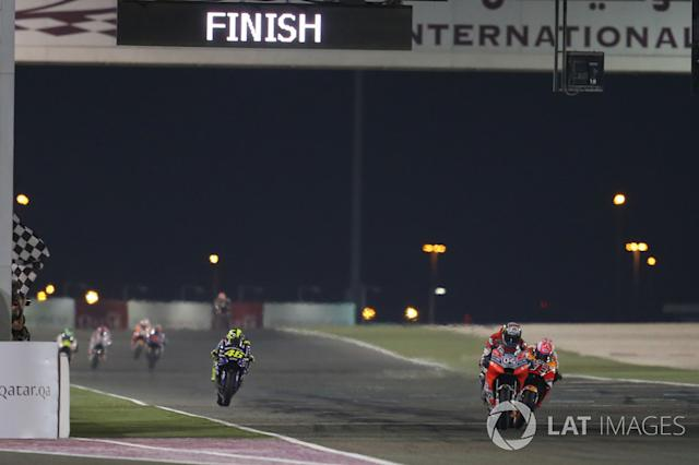 "#6: GP Katar 2018 in Losail: 0,027 Sekunden <span class=""copyright"">Gold and Goose / Motorsport Images</span>"