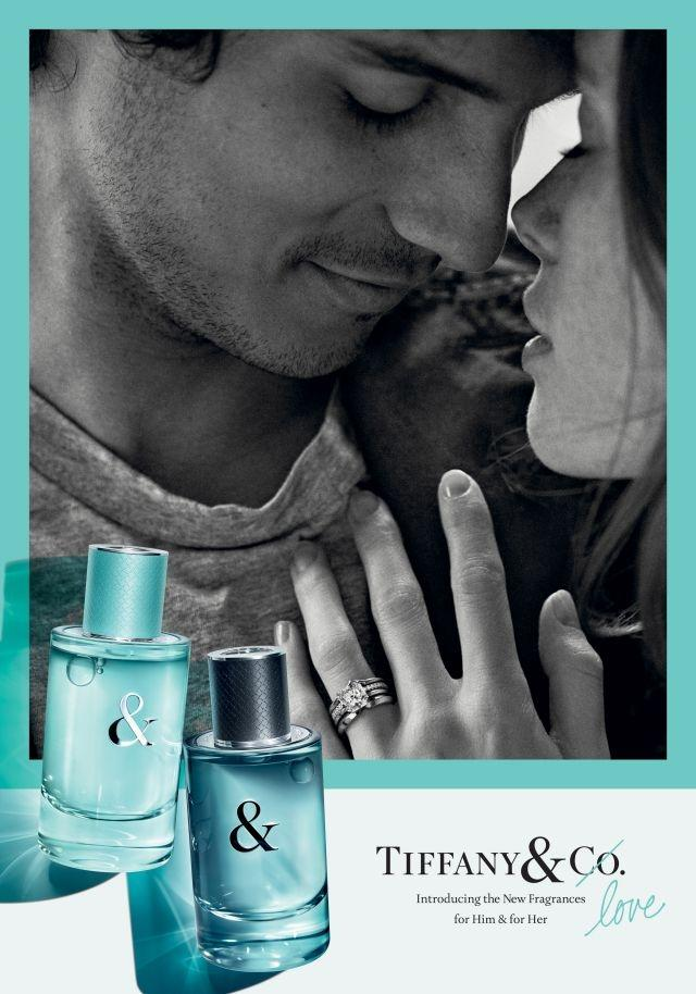 Tiffany & Co. spreads the love with a new fragrance collection