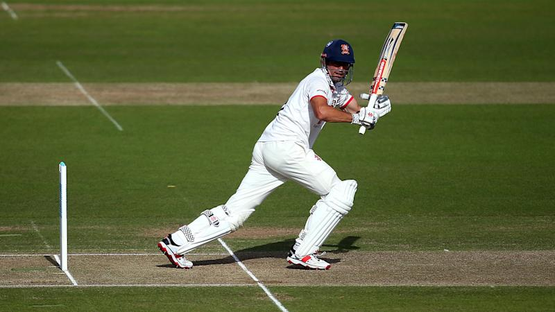 Sir Alastair Cook stands tall for Essex as they respond to Somerset at Lord's