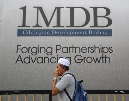 Malaysia investigates China-backed project links with 1MDB