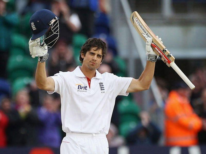 Alastair Cook has scored most runs in England Vs Pakistan test matches.