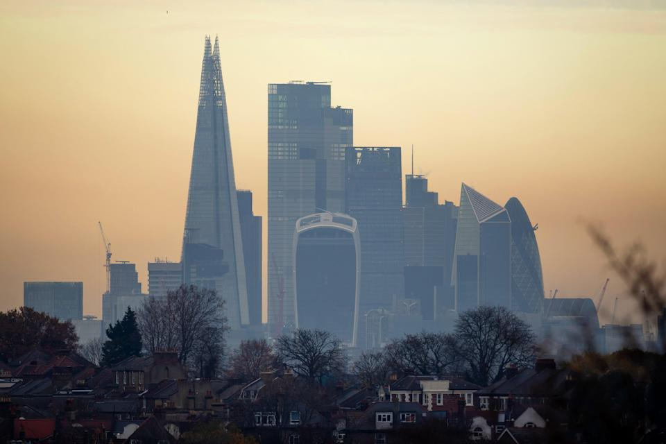 <p>The City has been accused of undervaluing UK business</p> (PA Wire)