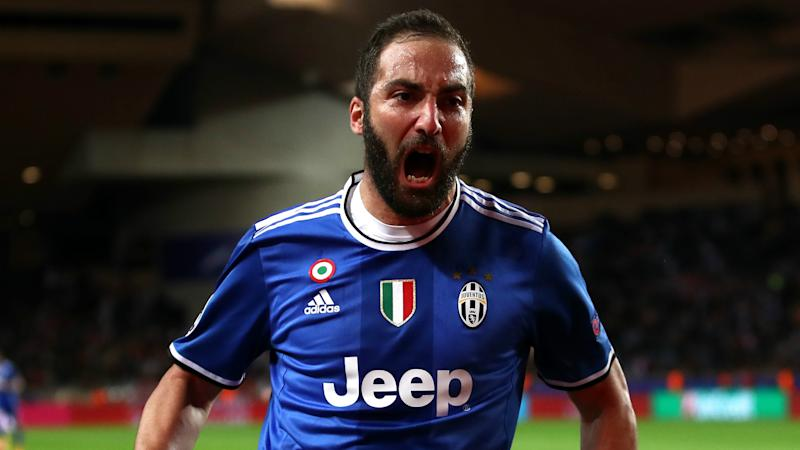 I fight for these moments - Juventus match-winner Higuain relishes Monaco double