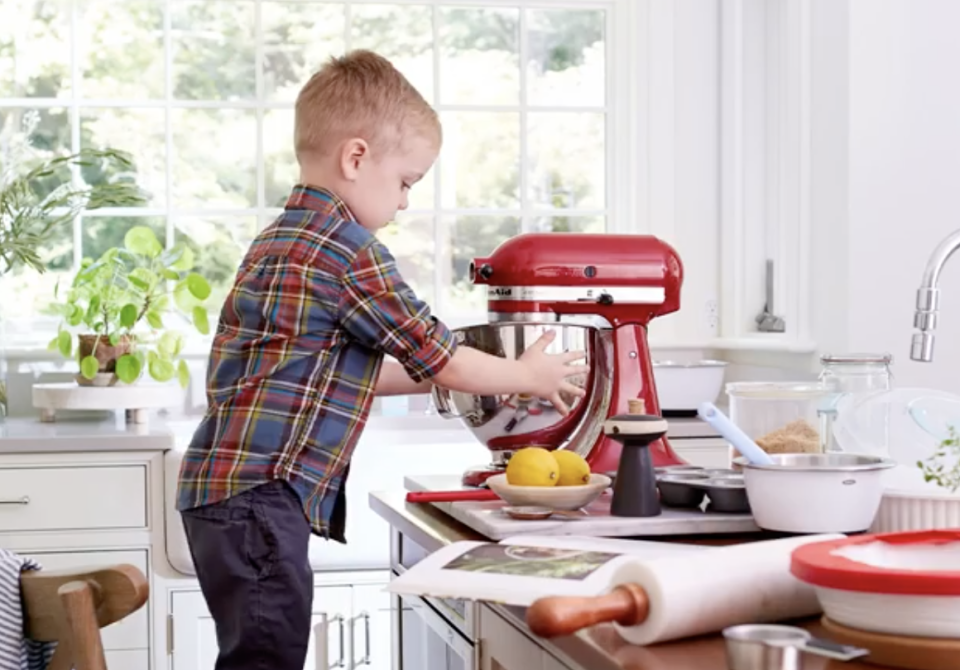 KitchenAid's most popular stand mixer is currently on sale, but hurry!