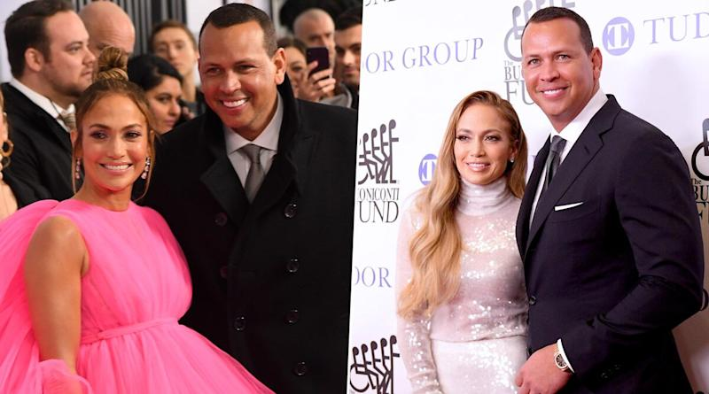 Jennifer Lopez Expresses Disappointment As Her Summer Wedding With Fiancé Alex Rodriguez Had To Be Postponed Due To The Pandemic