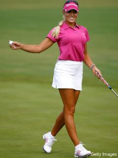 natalie gulbis is in paint and not much else for the si