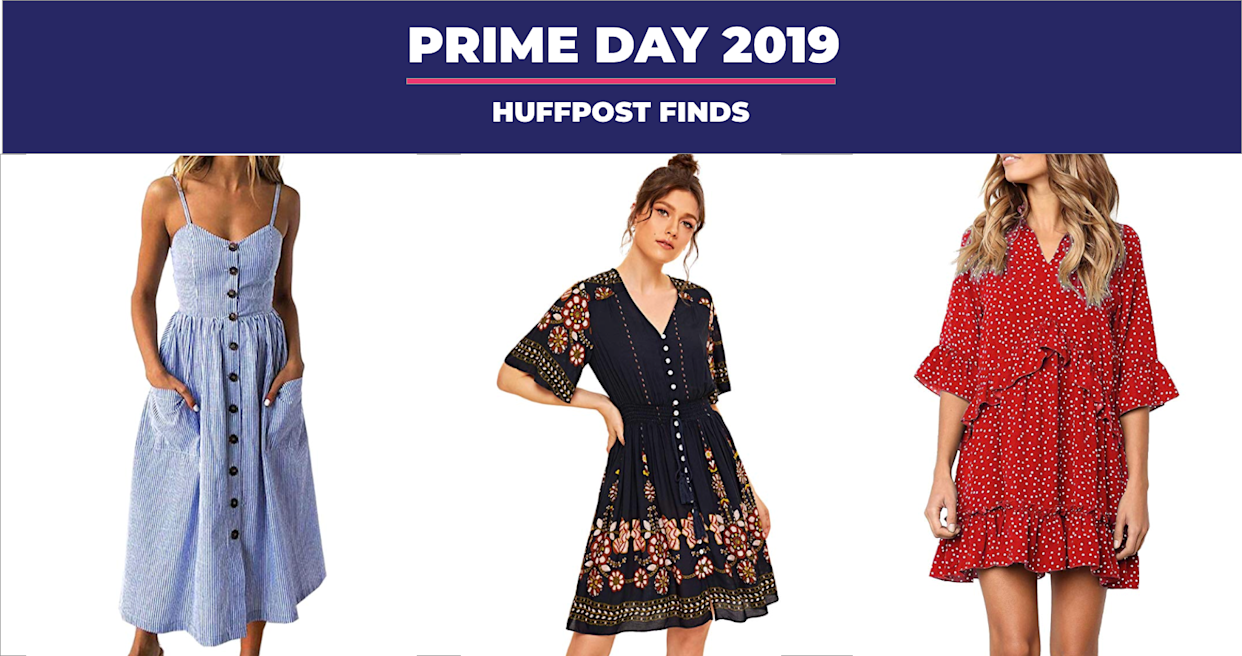 We found a ton a <strong><span>summer dresses on sale</span></strong>, perfect for any warm-weather wardrobe. (Photo: HuffPost)