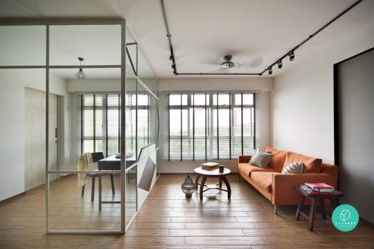 Guide to reading hdb floor plan - Learn interior design at home virtually ...