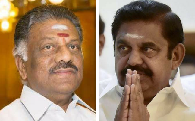 OPS, EPS camps ready with AIADMK merger plan: VK Sasikala, Dinakaran to be 'completely sidelined'