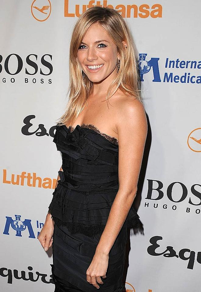 """One-time tabloid staple Sienna Miller has gone from model to actress to fashion designer to humanitarian all before entering her 30s on December 28. Steve Granitz/<a href=""""http://www.wireimage.com"""" target=""""new"""">WireImage.com</a> - October 15, 2010"""