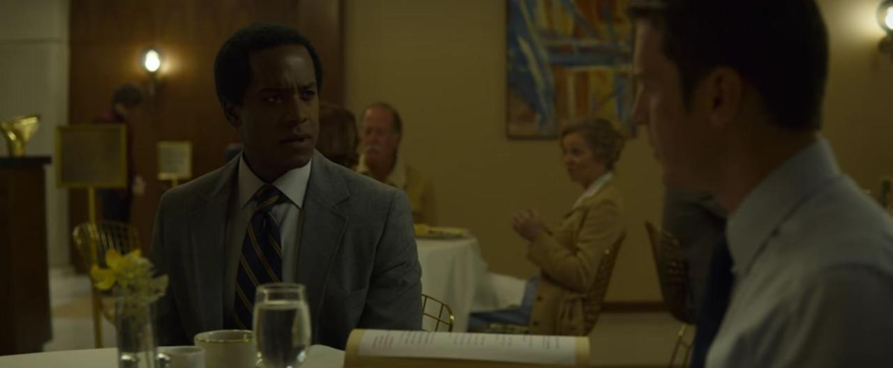 <p>Holden becomes interested in the Atlanta child murders, the abduction and killings of predominantly young black boys in Atlanta after a concierge named Tanya tips him off. Bill and Holden go in and out of Atlanta throughout the season depending on whenever there's a new tip. They get help from Agent Jim Barney, but not everyone is as welcoming to them. Victims' families feel indignant since the city, currently in development, just wants these cases to disappear. The Atlanta Police Department's purse strings are tightening as resources wane. </p> <p>Bill and Holden don't make much headway throughout most of the season. The body counts keep climbing upwards. Holden insists that the perp is likely a young black man because he wouldn't stand out in the community and because serial killers don't usually kill across racial lines. It becomes evident that sex could be a motivator for the criminal. Parents, however, are suspicious that there might be Klan involvement. One of their captures, a plumber who pleasured himself out in the woods, turned out to be a bust and an embarrassing ordeal for the city. </p>