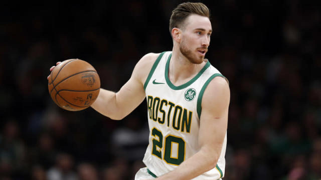 How Ex-NBA Player Believes Gordon Hayward Can Have Bounce-Back Season