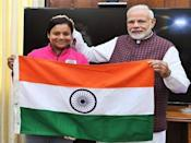 <p>In 2011, national level volleyball player Arunima lost her leg to a train accident, but a limb was the only thing she lost; her hope and ambitions were left unscathed. At 30 years old, Arunima is the first female amputee to scale the daunting heights of Mount Vinson and Mount Everest. She had set a goal for herself: to climb all highest peaks in all the continents. Within 3 years from her accident she covered the peaks in Europe, Asia, North and South America, Australia, and Africa and climbed Mount Vinson. </p>