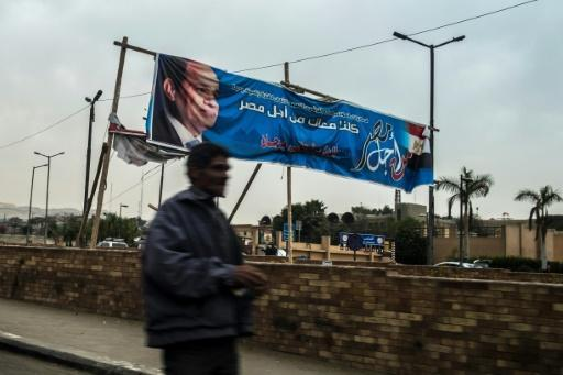 <p>Egypt presidential race starts with Sisi favourite to win</p>