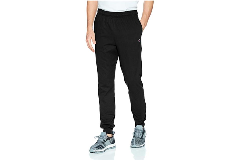 """A worthy addition to anyone's sweats rotation, yours included. $18, Amazon. <a href=""""https://www.amazon.com/gp/product/B073R28JZZ"""" rel=""""nofollow noopener"""" target=""""_blank"""" data-ylk=""""slk:Get it now!"""" class=""""link rapid-noclick-resp"""">Get it now!</a>"""