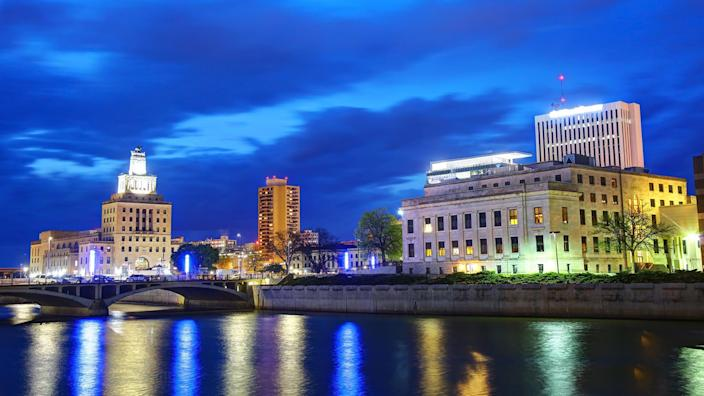 Cedar Rapids is the second-largest city in Iowa and is the county seat of Linn County.