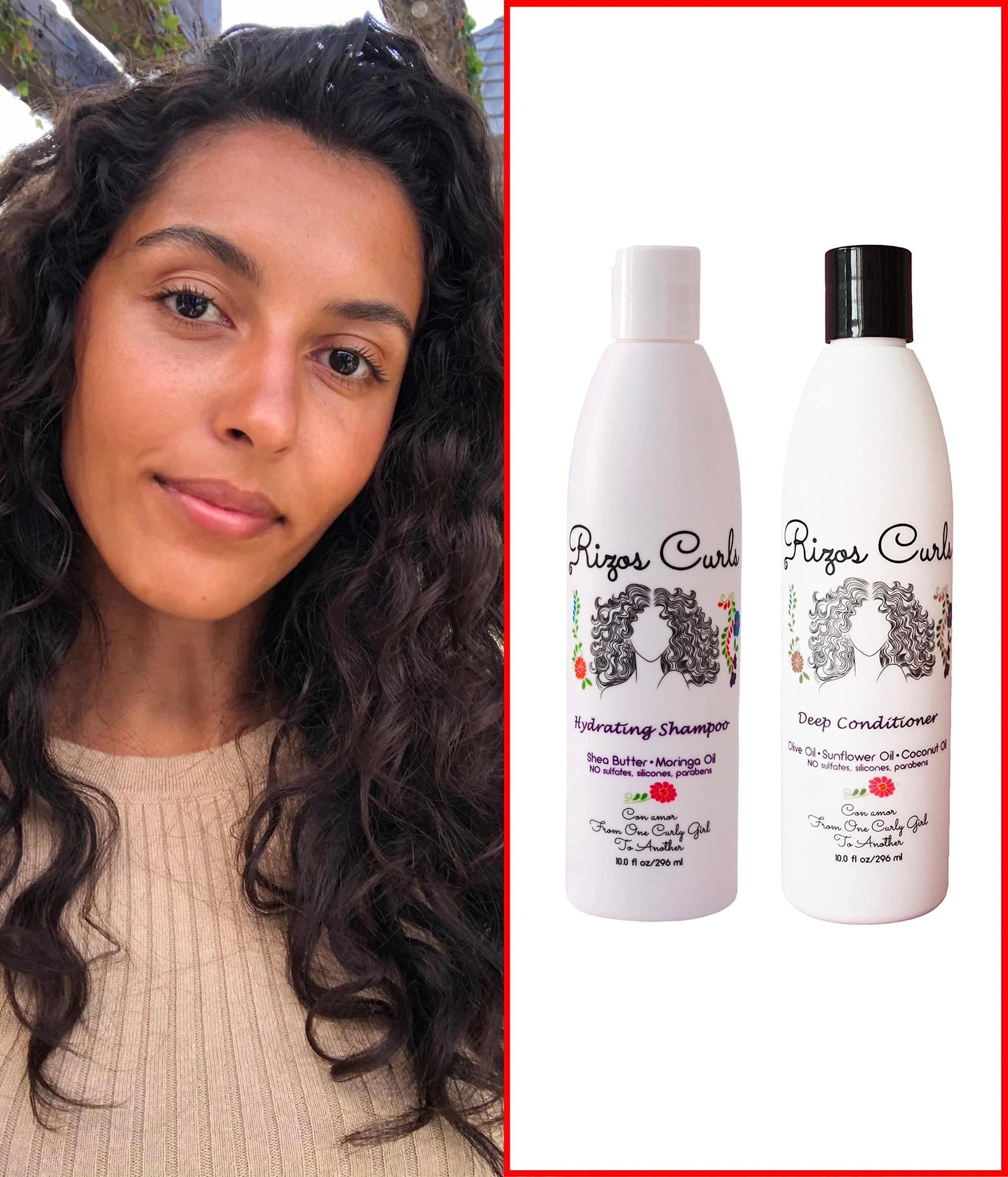 The Best Shampoo and Conditioner for Curly Hair, According to ...