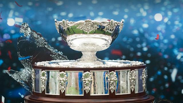 The draw for the Davis Cup World Group play-offs has been held, with top seeds Argentina up against Kazakhstan.