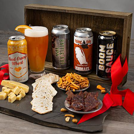 Gourmet Gifts The Ultimate Beer Gift Crate