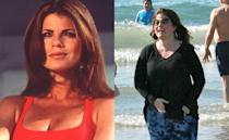 Yasmine Bleeth (Caroline Holden): Former pin-up Yasmine Bleeth played Caroline Holden in the show, in seasons five to seven. After 'Baywatch', she starred in a host of TV movies, and played Caitlin Cross in 'Nash Bridges'. She dated 'Friends' star Matthew Perry for a time, but is sadly better known for her struggles with cocaine addiction. In 2002, she was given two years probation for possession and driving while impaired, and completed a stint of community service. Now clean, she's since written about her 'drugs hell', and her struggles to remain sober.