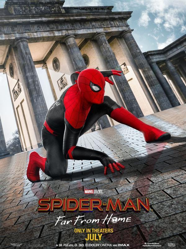 Spider-Man: Far From Home. (Sony Pictures / Marvel)