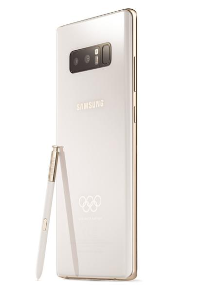 Samsung Electronics Unveils PyeongChang 2018 Olympic Games Limited Edition