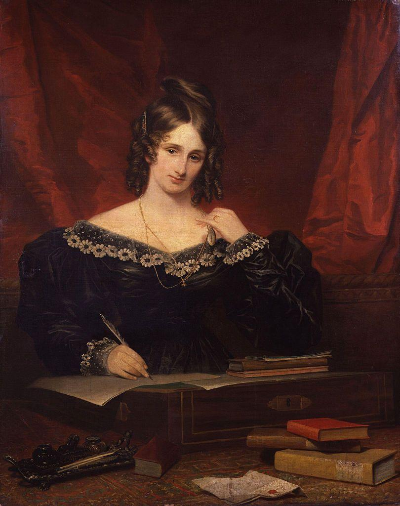 <p><strong>'Beware; for I am fearless and therefore powerful' </strong></p><p>The Frankenstein author and daughter of Mary Wollstonescraft wrote the phrase in the 1823 novel.</p>