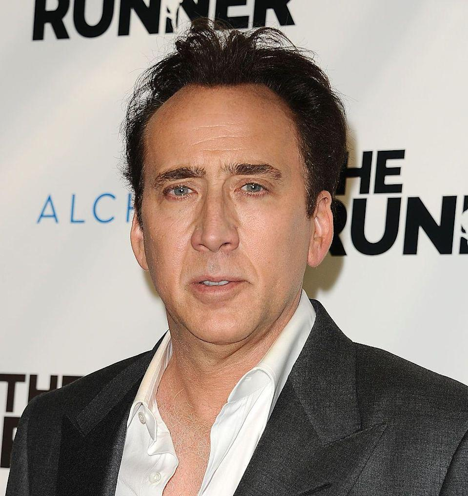"""<p>Nicolas Kim Coppola is the nephew of legendary director Francis Ford Coppola. He changed his name to """"Cage"""" to stand apart. </p>"""