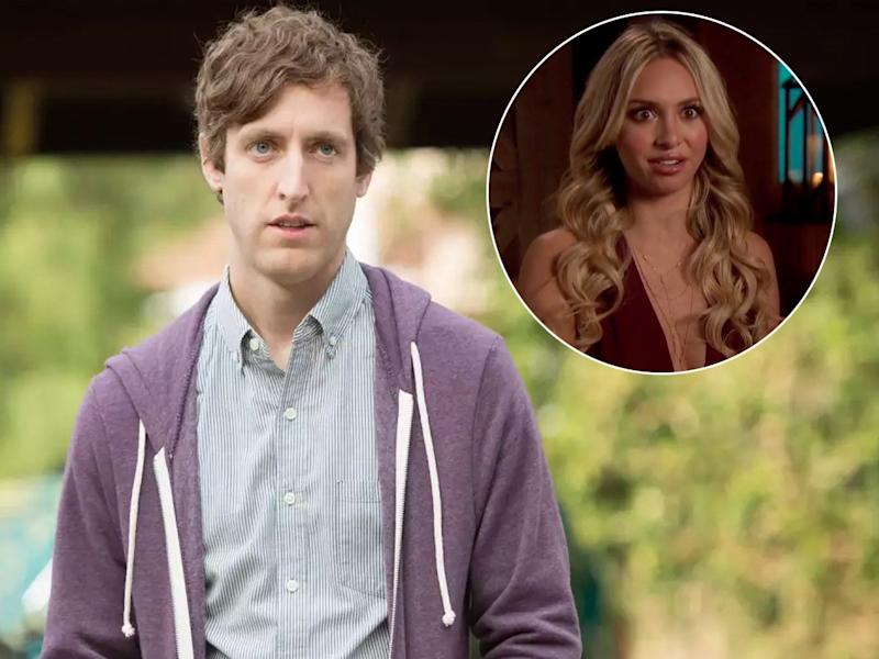 thomas middleditch silicon valley bachelor corinne olympios
