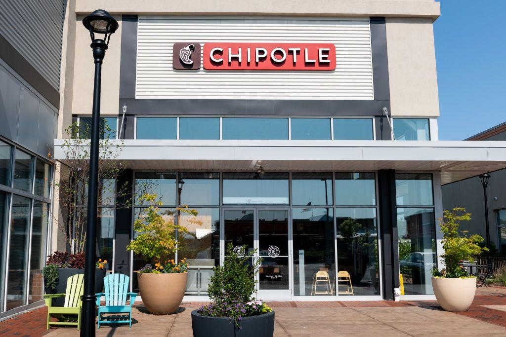 """<p>Vegans will obviously need to skip the meat, cheese, and sour cream at <a href=""""https://www.womenshealthmag.com/food/g28848120/chipotle-nutrition/"""" target=""""_blank"""">Chipotle</a>. Thanks to their <strong>Tofu Sorfritas</strong>, though, it's easy to build a vegan bowl, burrito, or salad with tons rice, beans, veggies, and (of course) guacamole. The chips and tortillas are totally vegan, too. </p><p><em>1 serving of Tofu Sofritas (not including tortilla, fillings, or toppings): 150 calories, 10 g fat (1.5 g saturated fat) , 560 mg sodium, 9 g carbs, 5 g sugar, 3 g fiber, 8 g protein</em></p>"""