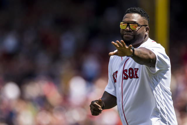 A second person was arrested in the investigation into the shooting of David Ortiz in the Dominican Republic on Tuesday night. ( Billie Weiss/Boston Red Sox/Getty Images)