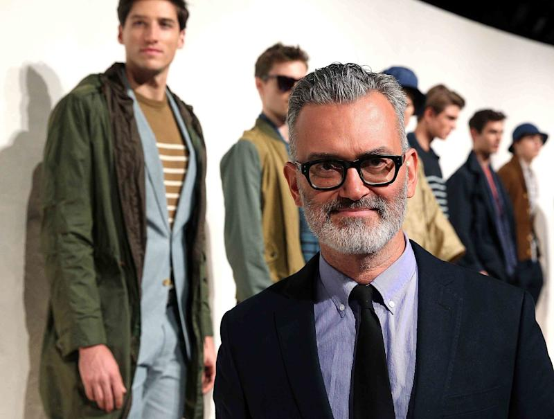 J.Crew and Frank Muytjens Have Parted Ways