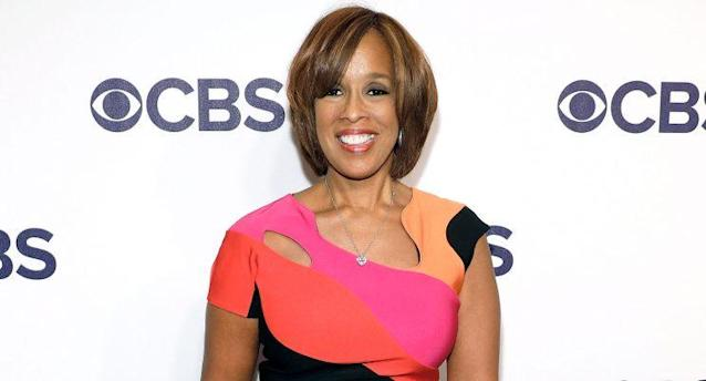 Gayle King shared on social media that she's frustrated with the number on her scale. (Photo: Taylor Hill/FilmMagic)