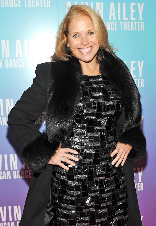 "Former ""Today"" show host Katie Couric turns 55 on January 7."